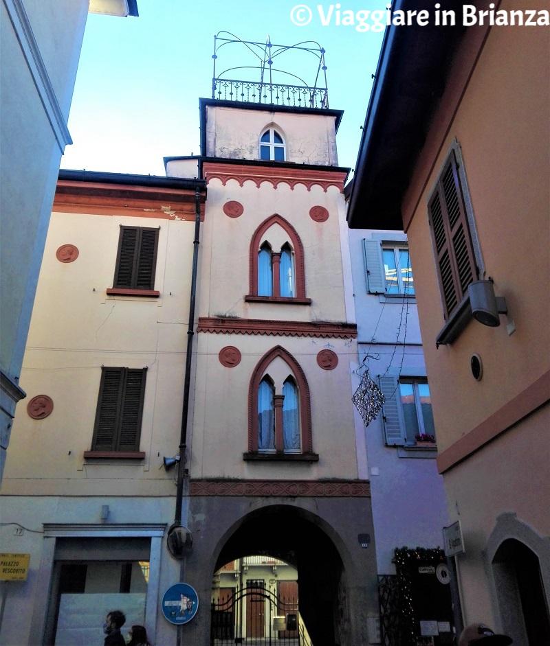 Posti da vedere in Brianza, il Palazzo del Vescovito di Seregno