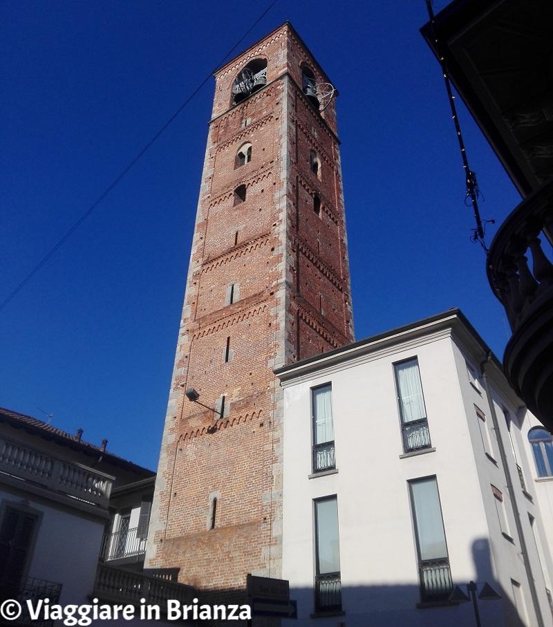 Posti da vedere in Brianza, la Torre del Barbarossa