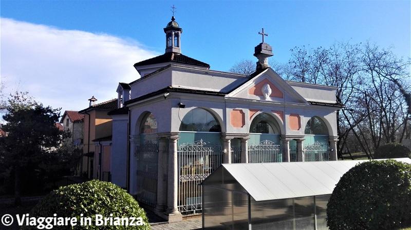 Cosa fare a Monza, l'Oratorio di San Gregorio
