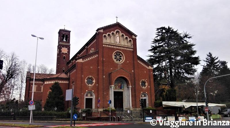 Cosa fare a Monza, il Santuario del Carmelo
