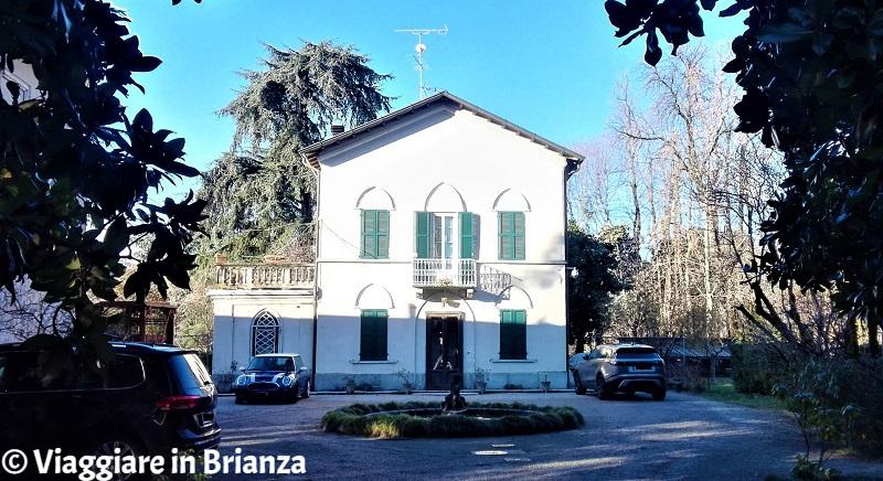 Cosa fare a Monza, Villa Cappuccina