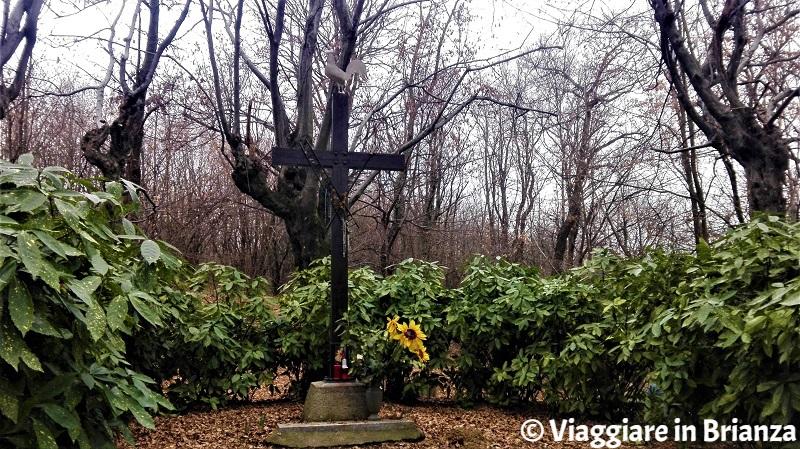 Cosa fare a Vertemate con Minoprio, la Croce del Gallo