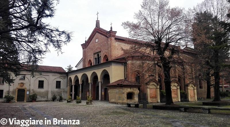 Cosa vedere a Monza, il Santuario di Santa Maria delle Grazie