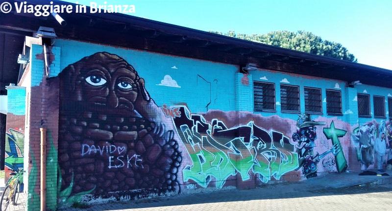 Street art in Brianza