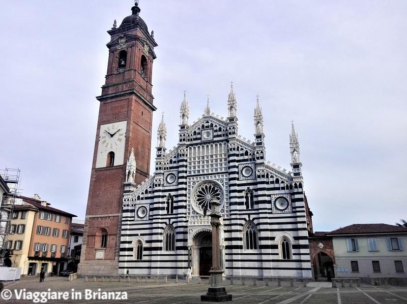 La Basilica di San Giovanni Battista a Monza