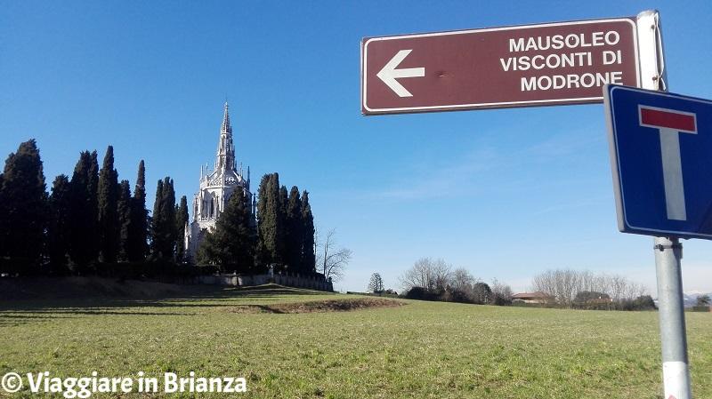 Cassago Brianza, il Mausoleo Visconti di Modrone