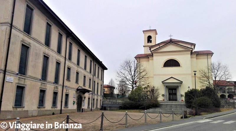 La Chiesa dei Santi Pietro e Paolo a Vertemate con Minoprio