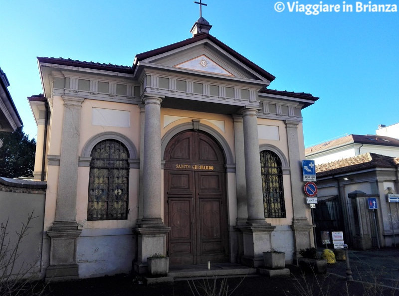 La Chiesa di Sancto Gerhardo a Monza