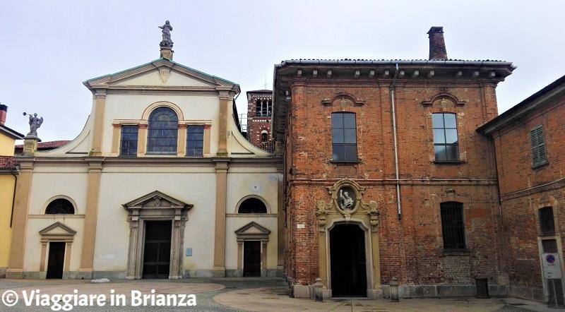 La Chiesa di Santa Maria al Carrobiolo a Monza