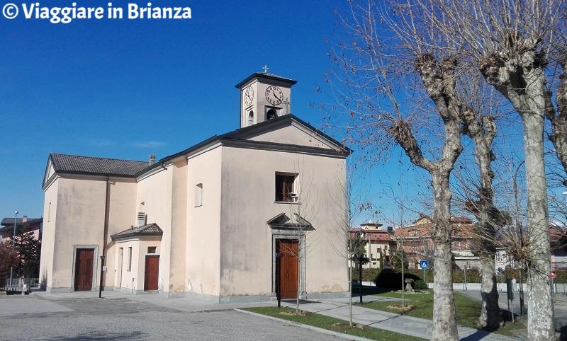 Cosa fare a Cassago Brianza, la Chiesa di San Gregorio