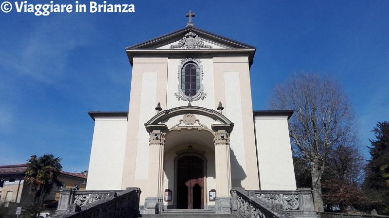 Cosa fare a Cassago Brianza, la Chiesa dei Santi Giacomo e Brigida