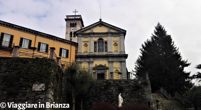 Cosa fare a Cremella, la Chiesa dei Santi Sisinio, Martirio e Alessandro