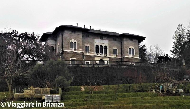 Cosa fare a Cremella, Villa del Bono
