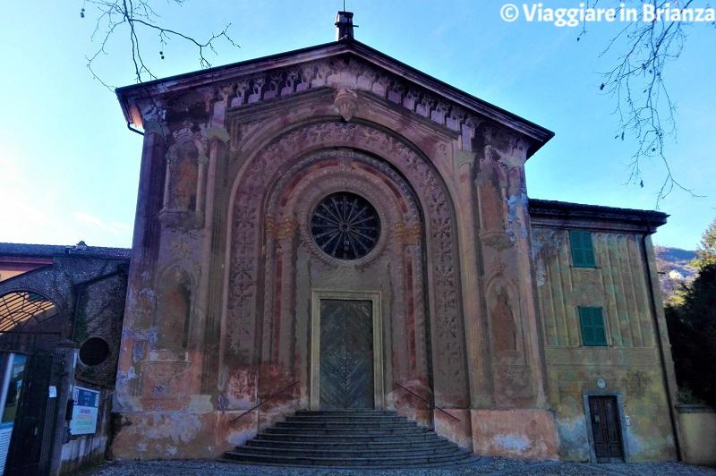 Cosa fare a Erba, la Chiesa di Santa Maria degli Angeli