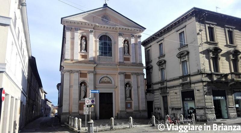Cosa fare a Monza, la Chiesa delle Sacramentine