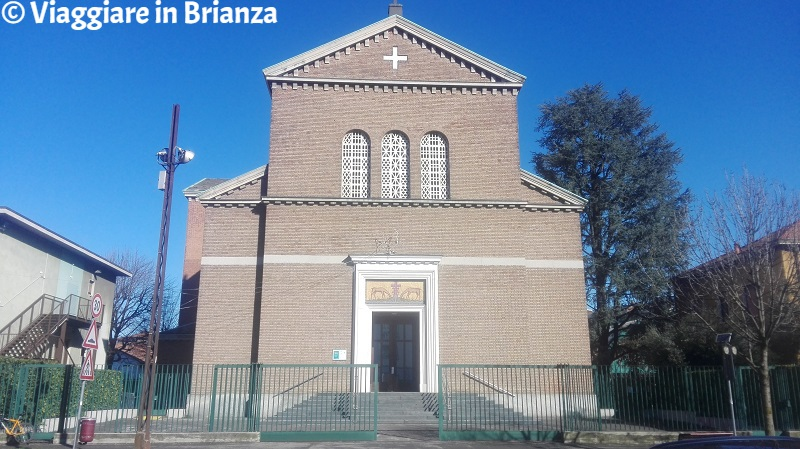 Cosa fare a Monza, la Chiesa del Sacro Cuore