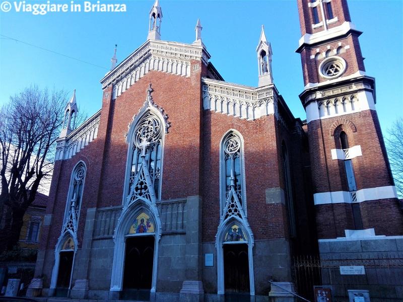 Cosa fare a Monza, la Chiesa di Santa Maria degli Angeli