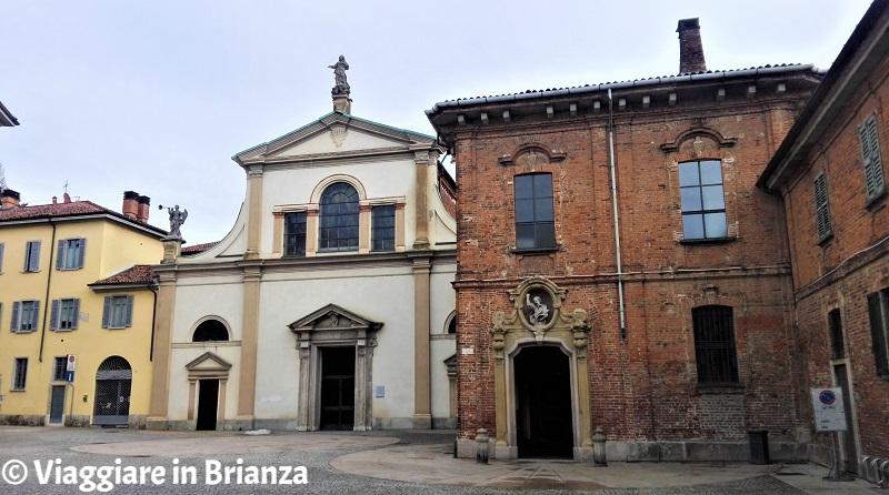 Cosa fare a Monza, la Chiesa di Santa Maria al Carrobiolo