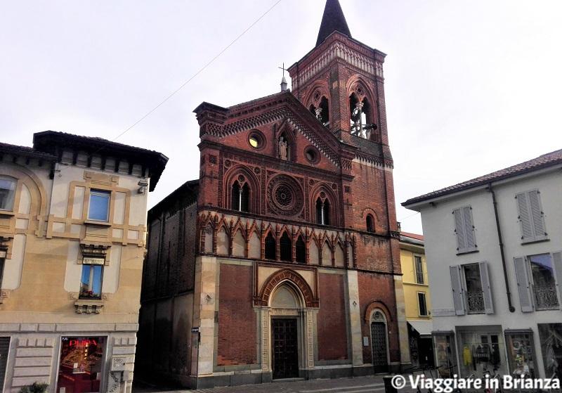 Cosa fare a Monza, la Chiesa di Santa Maria in Strada