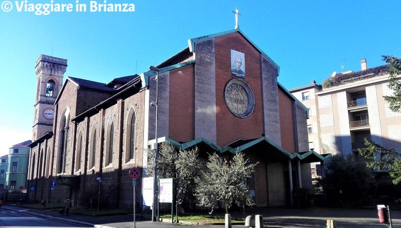 Cosa fare a Monza, la Chiesa della Santissima Trinità