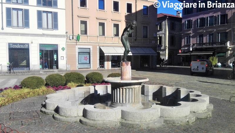 Cosa fare a Monza, la Fontana delle Rane