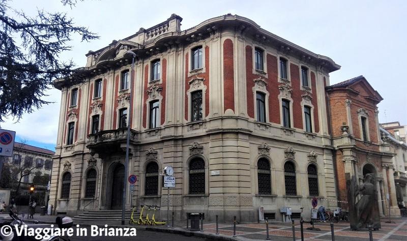 Cosa fare a Monza, il Palazzo del Banco Ambrosiano