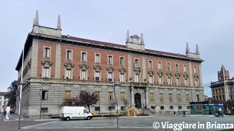 Cosa fare a Monza, il Palazzo Civico