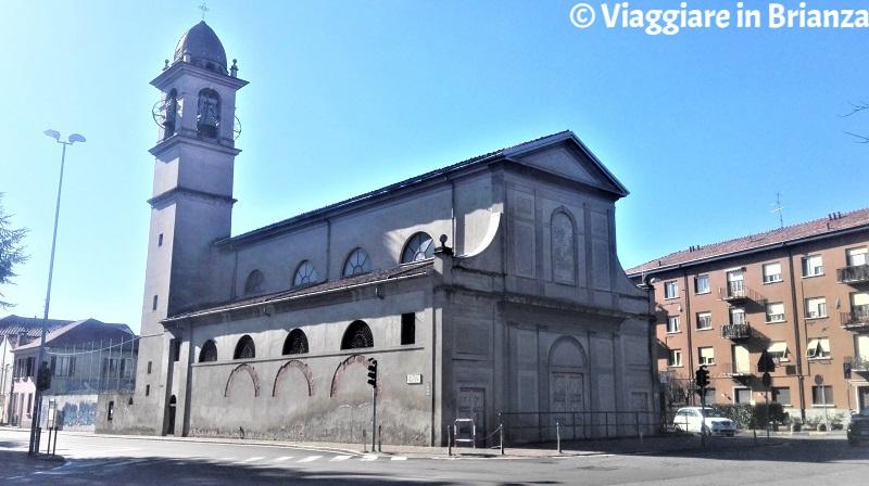 Cosa fare a Monza, la vecchia Chiesa di San Rocco
