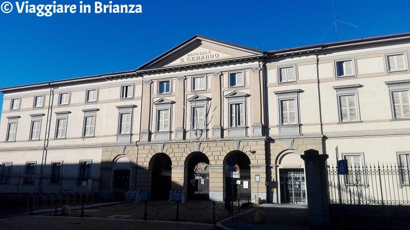 Cosa fare a Monza, il vecchio Ospedale San Gerardo