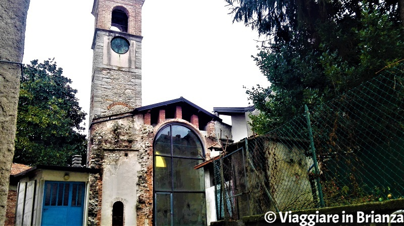Cosa fare a Vertemate con Minoprio, la vecchia Chiesa dei Santi Pietro e Paolo