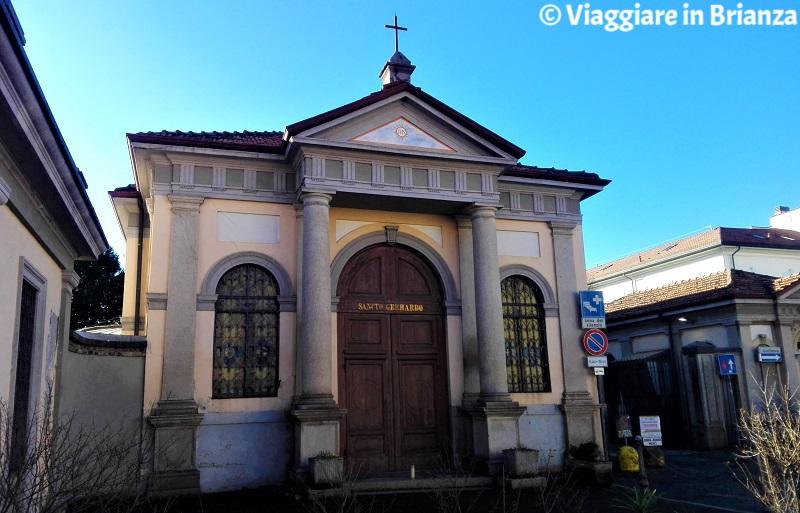 Cosa vedere a Monza, la Chiesa di Sancto Gerhardo