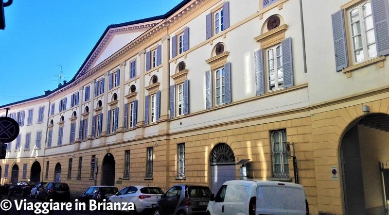 Cosa vedere a Monza, l'ex Collegio Bosisio