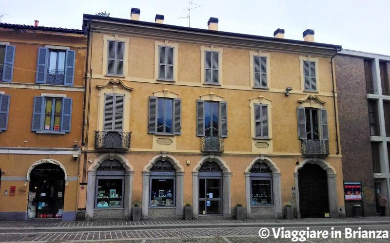 Cosa vedere a Monza, Palazzo Porchera Bellini