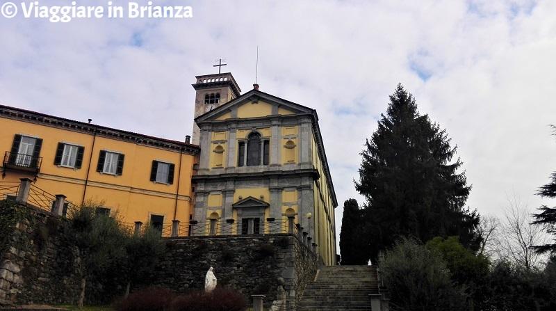 Cremella, la Chiesa dei Santi Sisinio, Martirio e Alessandro