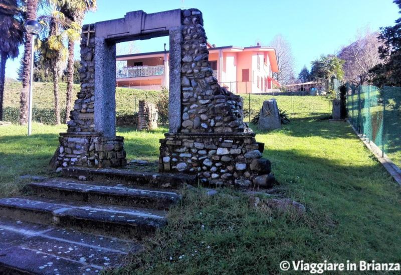 La Croce di Santa Brigida a Cassago Brianza