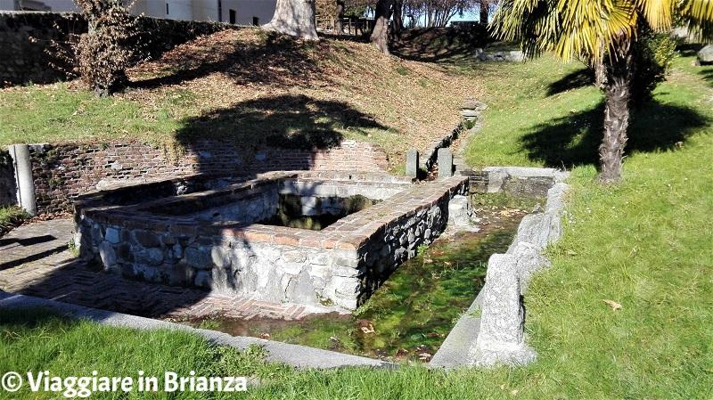 La Fontana di Sant'Agostino a Cassago Brianza