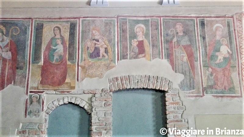 La Madonna della Frasca nel Santuario di Cesano Maderno