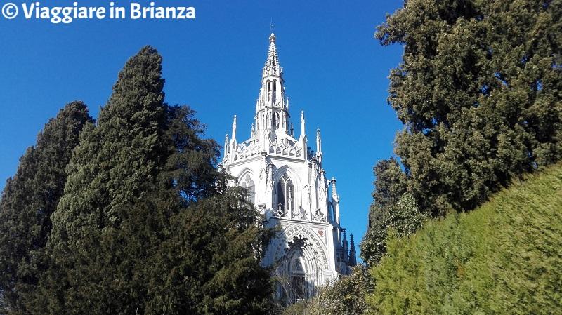 Il Mausoleo Visconti di Modrone a Cassago Brianza