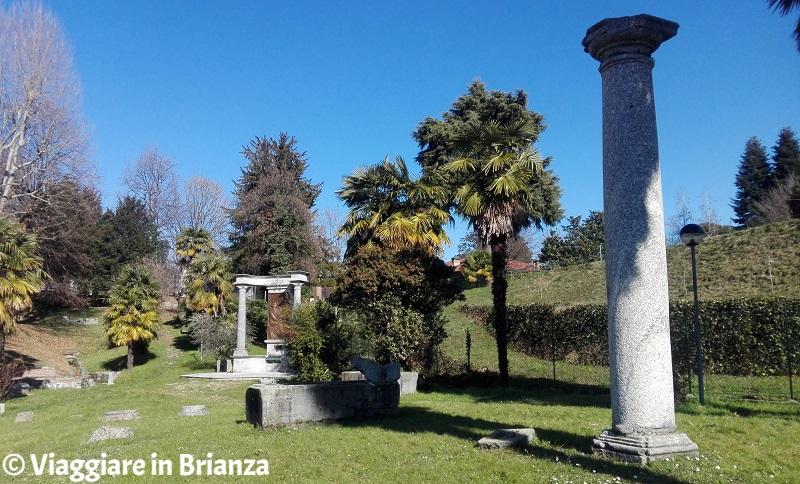 Il parco storico-archeologico di Sant'Agostino a Cassago Brianza