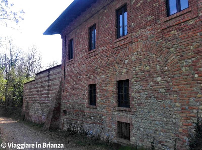 Cesano Maderno, Oasi Lipu: Cascina Montina