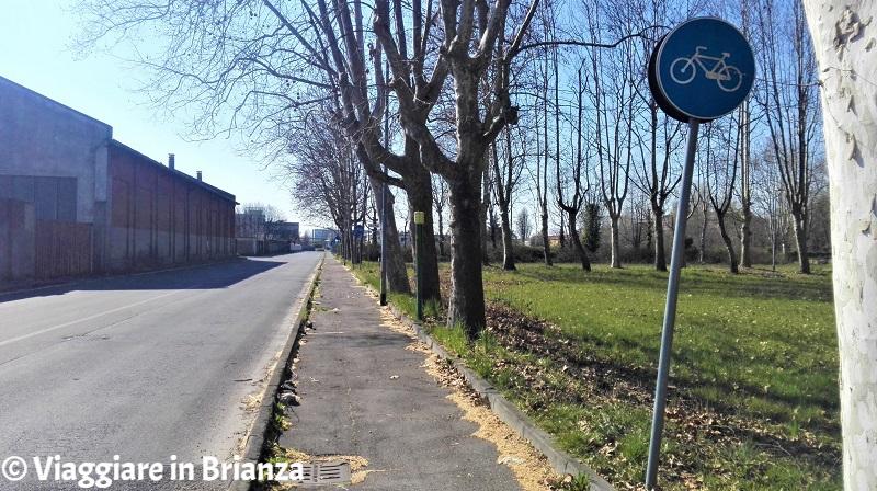 Cesano Maderno, via Marconato