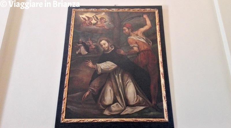 La Chiesa di Torricella: Morte di San Pietro da Verona
