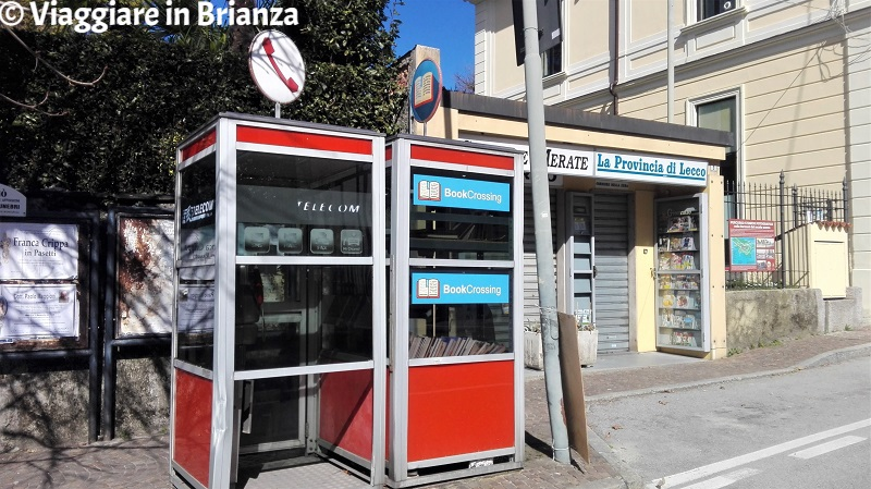 Cosa fare a Barzanò, il book crossing