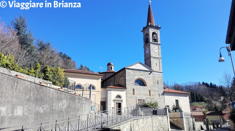 Cosa fare a Barzanò, la Chiesa di San Vito