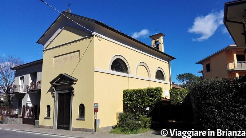 Cosa fare a Barzanò, la Chiesa di Sant'Anna
