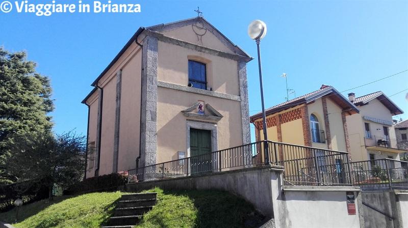 Cosa fare a Barzanò, la Chiesetta di Torricella