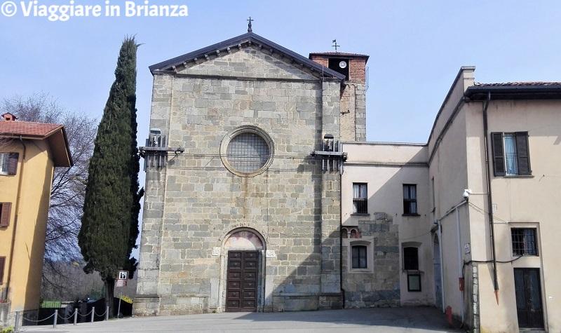 Cosa fare a Besana in Brianza, la Chiesa dei Santi Pietro e Paolo