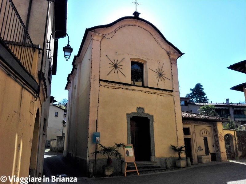 Cosa fare a Brivio: l'Oratorio di Sant'Antonio Abate