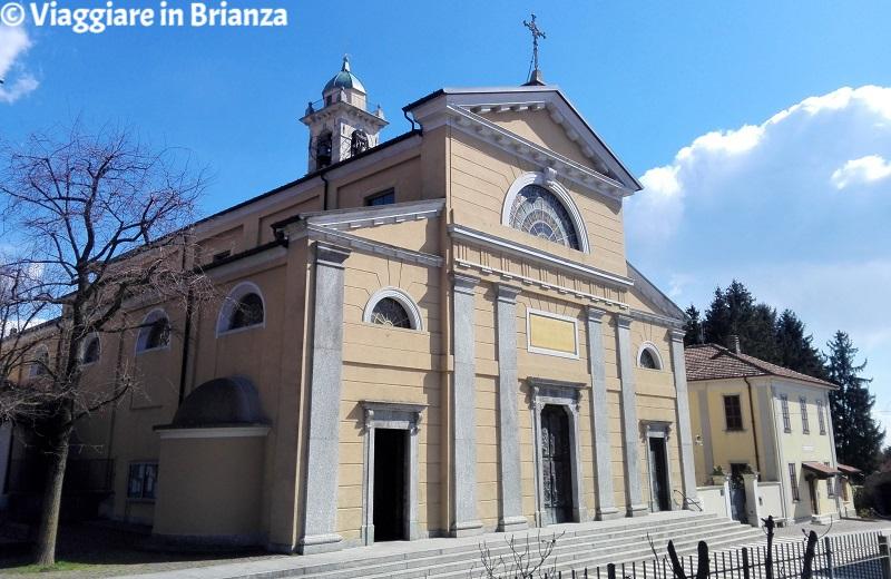 Cosa fare a Capiago Intimiano, la Chiesa dei Santi Vincenzo e Anastasio