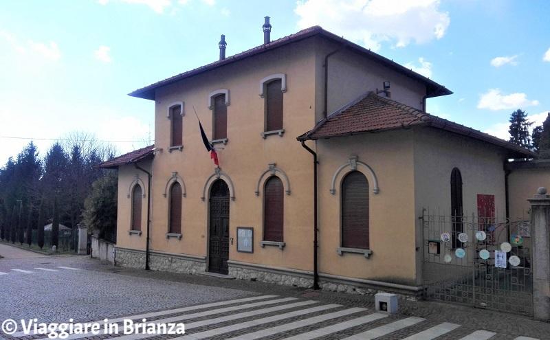 Cosa fare a Capiago Intimiano, la Palazzina San Luigi Guanella